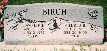 BIRCH, MILDRED B. - Dolores County, Colorado | MILDRED B. BIRCH - Colorado Gravestone Photos
