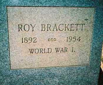 BRACKETT, ROY - Dolores County, Colorado   ROY BRACKETT - Colorado Gravestone Photos