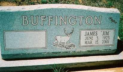 "BUFFINGTON, JAMES ""JIM"" - Dolores County, Colorado | JAMES ""JIM"" BUFFINGTON - Colorado Gravestone Photos"