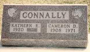 CONNALLY, CAMERON D - Dolores County, Colorado | CAMERON D CONNALLY - Colorado Gravestone Photos