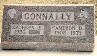 CONNALLY, KATHERN EDRESS - Dolores County, Colorado | KATHERN EDRESS CONNALLY - Colorado Gravestone Photos