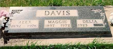 DAVIS, DELIA - Dolores County, Colorado | DELIA DAVIS - Colorado Gravestone Photos