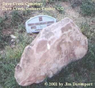 GORE, JESS DOUGLAS - Dolores County, Colorado   JESS DOUGLAS GORE - Colorado Gravestone Photos