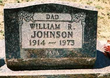 "JOHNSON, WILLIAM R. ""BILL"" - Dolores County, Colorado   WILLIAM R. ""BILL"" JOHNSON - Colorado Gravestone Photos"