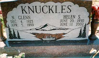 GOFORTH KNUCKLES, HELEN SCHLEE - Dolores County, Colorado | HELEN SCHLEE GOFORTH KNUCKLES - Colorado Gravestone Photos