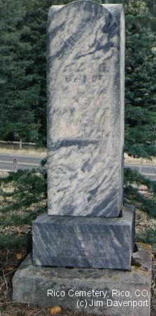 LEE, MARIE O. - Dolores County, Colorado | MARIE O. LEE - Colorado Gravestone Photos