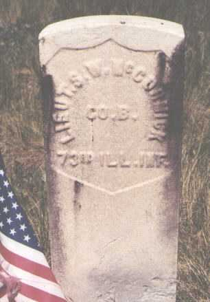 MCCORMICK, S. W. - Dolores County, Colorado | S. W. MCCORMICK - Colorado Gravestone Photos