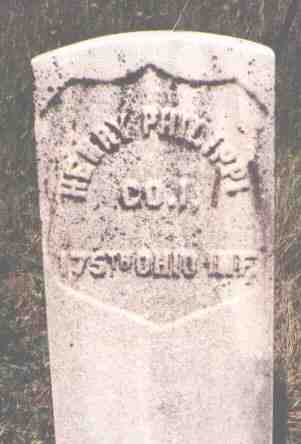 PHILIPPI, HENRY - Dolores County, Colorado | HENRY PHILIPPI - Colorado Gravestone Photos
