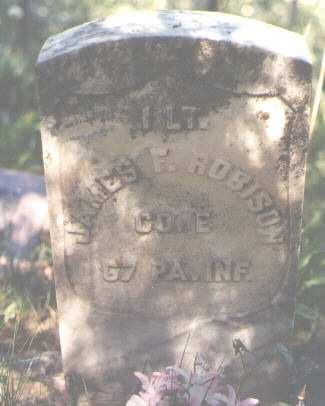 ROBISON, JAMES F. - Dolores County, Colorado | JAMES F. ROBISON - Colorado Gravestone Photos