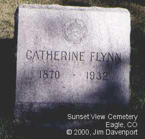 FLYNN, CATHERINE - Eagle County, Colorado   CATHERINE FLYNN - Colorado Gravestone Photos