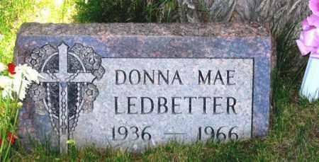 LEDBETTER, DONNA MAE - Eagle County, Colorado   DONNA MAE LEDBETTER - Colorado Gravestone Photos