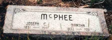 ROBINSON MCPHEE, MARTHA - Eagle County, Colorado | MARTHA ROBINSON MCPHEE - Colorado Gravestone Photos