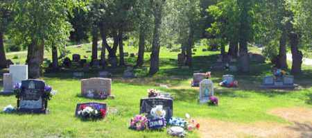 RIVER VIEW CEMETERY, VIEW - Eagle County, Colorado | VIEW RIVER VIEW CEMETERY - Colorado Gravestone Photos