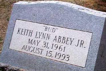 ABBEY, KEITH LYNN, JR. - Elbert County, Colorado   KEITH LYNN, JR. ABBEY - Colorado Gravestone Photos