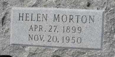 ADAMS, HELEN MORTON - Elbert County, Colorado | HELEN MORTON ADAMS - Colorado Gravestone Photos