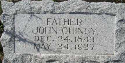 ADAMS, JOHN QUINCY - Elbert County, Colorado | JOHN QUINCY ADAMS - Colorado Gravestone Photos