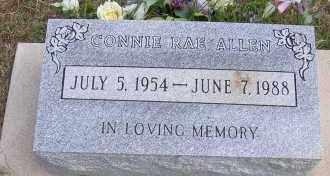 ALLEN, CONNIE RAE - Elbert County, Colorado | CONNIE RAE ALLEN - Colorado Gravestone Photos
