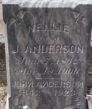 ANDERSON, JOHN - Elbert County, Colorado   JOHN ANDERSON - Colorado Gravestone Photos