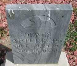 ARTERBURN, DEWEY - Elbert County, Colorado | DEWEY ARTERBURN - Colorado Gravestone Photos