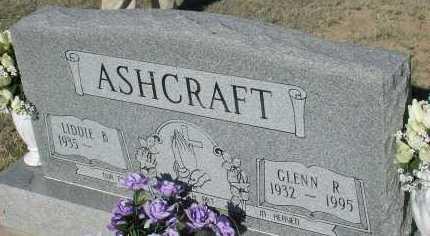 ASHCRAFT, GLENN R. - Elbert County, Colorado | GLENN R. ASHCRAFT - Colorado Gravestone Photos