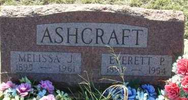ASHCRAFT, EVERETT P. - Elbert County, Colorado | EVERETT P. ASHCRAFT - Colorado Gravestone Photos