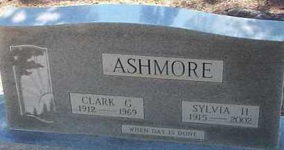 ASHMORE, SYLVIA H. - Elbert County, Colorado | SYLVIA H. ASHMORE - Colorado Gravestone Photos