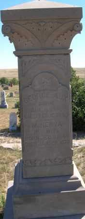 AUX, GEORGE - Elbert County, Colorado | GEORGE AUX - Colorado Gravestone Photos