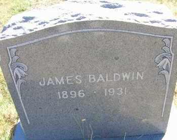 BALDWIN, JAMES - Elbert County, Colorado | JAMES BALDWIN - Colorado Gravestone Photos