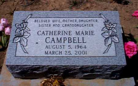 CAMPBELL, CATHERINE MARIE - Elbert County, Colorado | CATHERINE MARIE CAMPBELL - Colorado Gravestone Photos