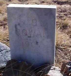 COWAN, BABY - Elbert County, Colorado | BABY COWAN - Colorado Gravestone Photos