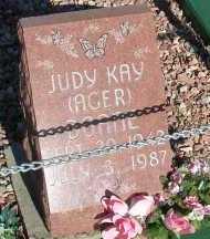 AGER DOANE, JUDY KAY - Elbert County, Colorado | JUDY KAY AGER DOANE - Colorado Gravestone Photos