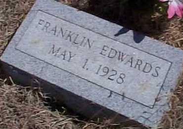 EDWARDS, FRANKLIN - Elbert County, Colorado | FRANKLIN EDWARDS - Colorado Gravestone Photos