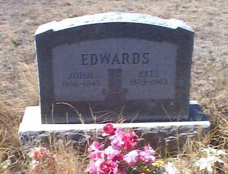 EDWARDS, JOHN - Elbert County, Colorado | JOHN EDWARDS - Colorado Gravestone Photos