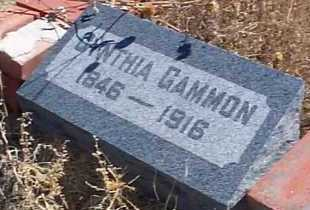 GAMMON, CYNTHIA - Elbert County, Colorado | CYNTHIA GAMMON - Colorado Gravestone Photos