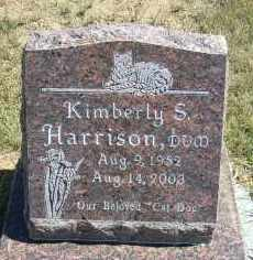 HARRISON, KIMBERLY S., DVM - Elbert County, Colorado | KIMBERLY S., DVM HARRISON - Colorado Gravestone Photos