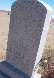 ISGAR, FRED H. - Elbert County, Colorado | FRED H. ISGAR - Colorado Gravestone Photos