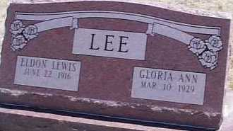 LEE, GLORIA ANN - Elbert County, Colorado | GLORIA ANN LEE - Colorado Gravestone Photos