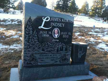 LINDSEY, JAMES KURTIS (JIMMY) - Elbert County, Colorado | JAMES KURTIS (JIMMY) LINDSEY - Colorado Gravestone Photos