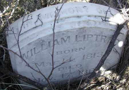 LIPTRAP, WILLIAM - Elbert County, Colorado | WILLIAM LIPTRAP - Colorado Gravestone Photos