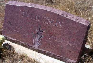 MCLAUGHLIN, ELEANOR - Elbert County, Colorado | ELEANOR MCLAUGHLIN - Colorado Gravestone Photos