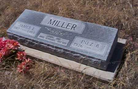 MILLER, JAMES L. - Elbert County, Colorado | JAMES L. MILLER - Colorado Gravestone Photos