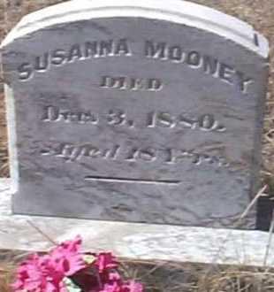 MOONEY, SUSANNA - Elbert County, Colorado | SUSANNA MOONEY - Colorado Gravestone Photos