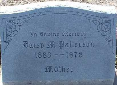 PATTERSON, DAISY M. - Elbert County, Colorado | DAISY M. PATTERSON - Colorado Gravestone Photos