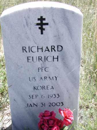 RICHARD, EURICH - Elbert County, Colorado | EURICH RICHARD - Colorado Gravestone Photos