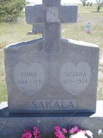 SAKALA, SUSANA - Elbert County, Colorado | SUSANA SAKALA - Colorado Gravestone Photos