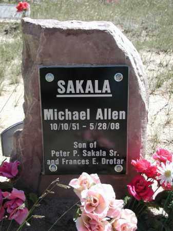 SAKALA, MICHAEL - Elbert County, Colorado | MICHAEL SAKALA - Colorado Gravestone Photos