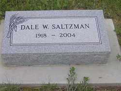 SALTZMAN, DALE W. - Elbert County, Colorado   DALE W. SALTZMAN - Colorado Gravestone Photos