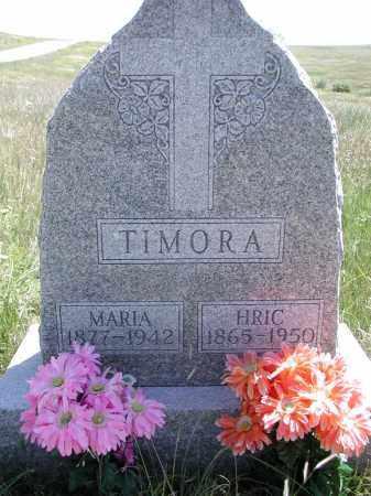 TIMORA, HRIC - Elbert County, Colorado   HRIC TIMORA - Colorado Gravestone Photos