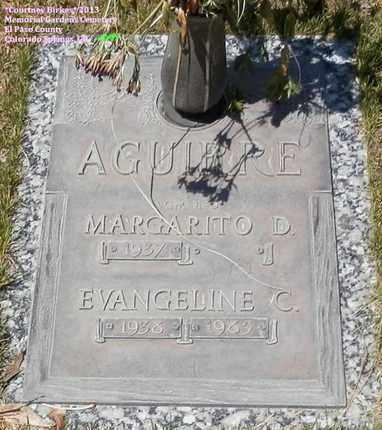 AGUIRRE, EVANGELINE - El Paso County, Colorado | EVANGELINE AGUIRRE - Colorado Gravestone Photos