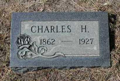 ALLIS, CHARLES H. - El Paso County, Colorado | CHARLES H. ALLIS - Colorado Gravestone Photos